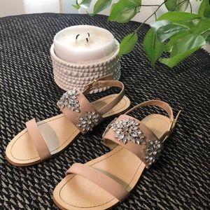 BCBG Sandals Price is Firm!